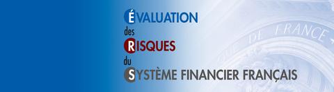 évaluation des risques du système financier français